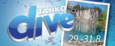 Tahko Dive 29.-31.8.2014