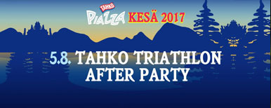 TAHKO TRIATHLON AFTER PARTY