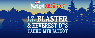 BLASTER - TAHKO MTB AFTER PARTY