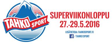 Tahko Sport Superviikonloppu