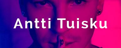 Antti Tuisku 26.3.2016