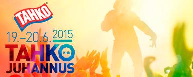 TAHKO JUHANNUS 2015 - festivaali