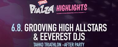 GHA & EEVEREST DJS - TAHKO TRIATHLON -AFTERPARTY