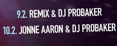 JONNE AARON & Eeverest DJ