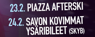 Savon Kovimma Ysäribileet (SKYB)