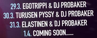 Elastinen & DJ Probaker