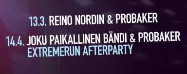 REINO NORDIN & DJ PROBAKER