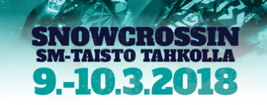 Snowcross SM Tahko