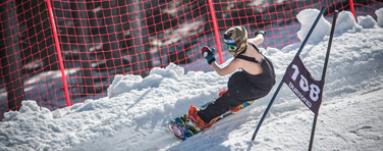Banked Slalom SM