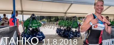 Finntriathlon Tahko 2018