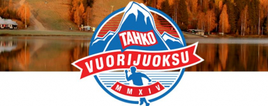 Tahkovuori running competition