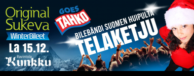 Original Sukeva Goes Tahko WinterFest