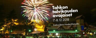 Tahko Winter Season Opening