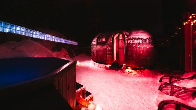 Tirolin terassikylpylä