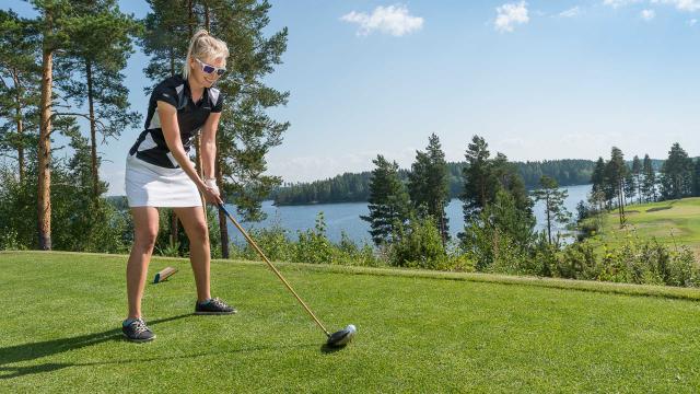 Golf Break Tahkolla